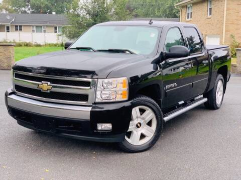2008 Chevrolet Silverado 1500 for sale at Y&H Auto Planet in West Sand Lake NY