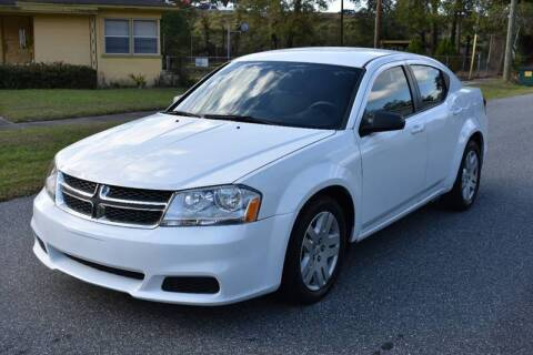 2014 Dodge Avenger for sale at Mix Autos in Orlando FL