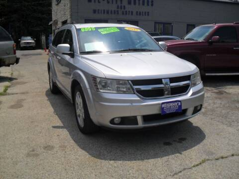 2010 Dodge Journey for sale at Weigman's Auto Sales in Milwaukee WI