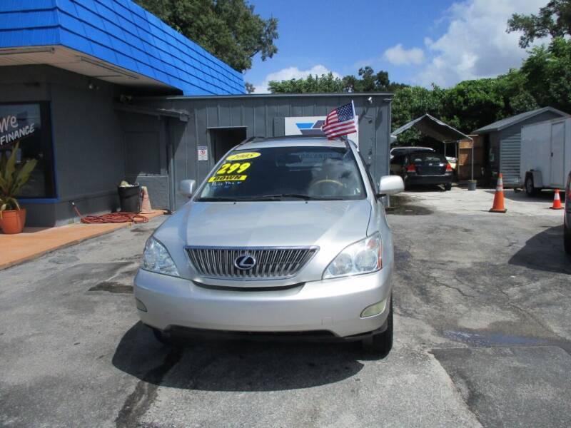2005 Lexus RX 330 for sale at AUTO BROKERS OF ORLANDO in Orlando FL