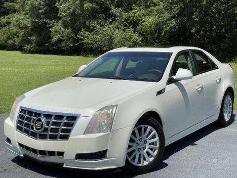 2013 Cadillac CTS for sale at Global Pre-Owned in Fayetteville GA