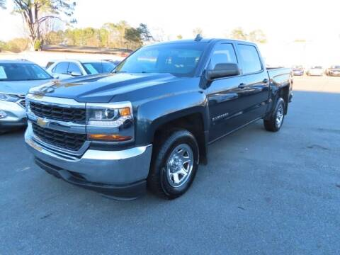 2017 Chevrolet Silverado 1500 for sale at Southern Auto Solutions - 1st Choice Autos in Marietta GA