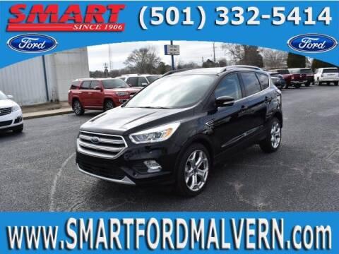 2017 Ford Escape for sale at Smart Auto Sales of Benton in Benton AR