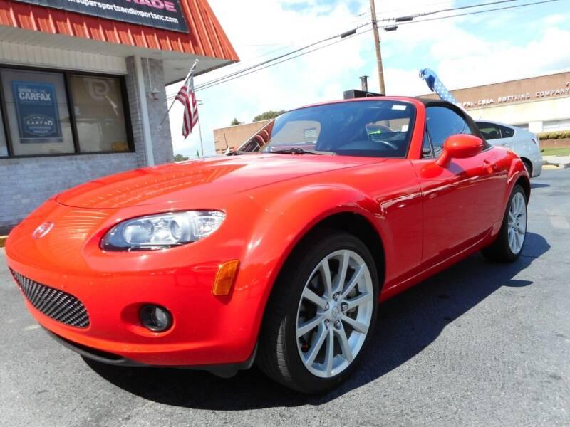 2008 Mazda MX-5 Miata for sale at Super Sports & Imports in Jonesville NC