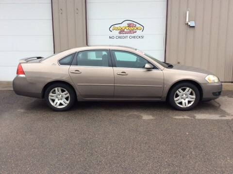 2006 Chevrolet Impala for sale at The AutoFinance Center in Rochester MN