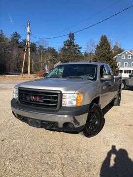 2007 GMC Sierra 1500 for sale at Hornes Auto Sales LLC in Epping NH