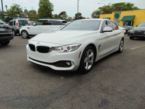 2014 BMW 4 Series for sale at Santa Monica Suvs in Santa Monica CA