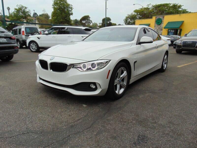 2014 BMW 4 Series for sale at Santa Monica Suvs in Santa Monica CA
