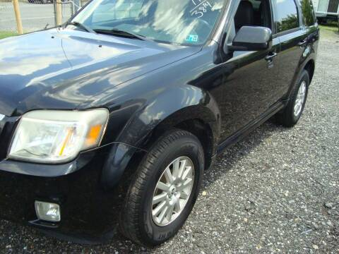 2011 Mercury Mariner for sale at Branch Avenue Auto Auction in Clinton MD