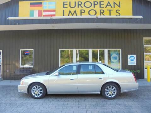 2011 Cadillac DTS for sale at EUROPEAN IMPORTS in Lock Haven PA