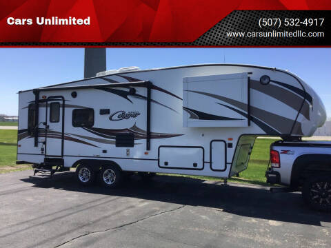 2014 Keystone Cougar X-Lite for sale at Cars Unlimited in Marshall MN