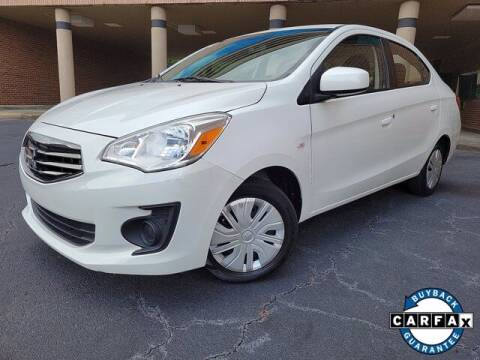 2017 Mitsubishi Mirage G4 for sale at Carma Auto Group in Duluth GA