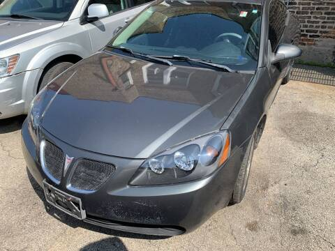 2006 Pontiac G6 for sale at HW Used Car Sales LTD in Chicago IL