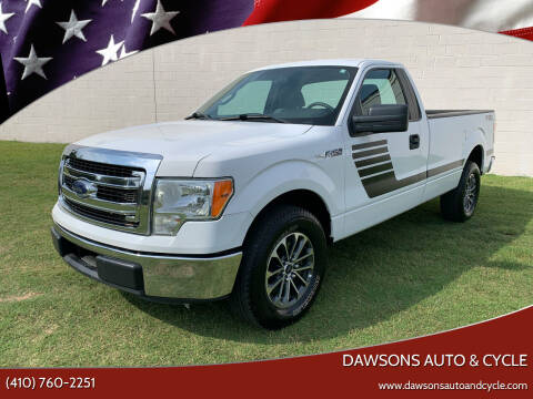 2014 Ford F-150 for sale at Dawsons Auto & Cycle in Glen Burnie MD