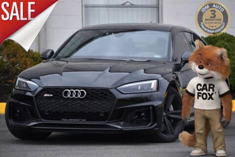2019 Audi RS 5 Sportback for sale at JDM Auto in Fredericksburg VA