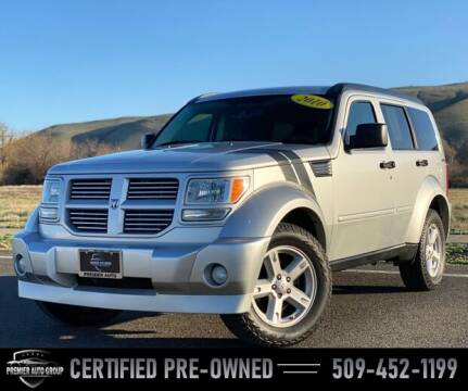 2010 Dodge Nitro for sale at Premier Auto Group in Union Gap WA