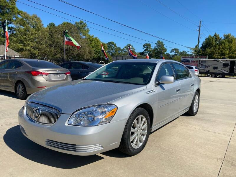 2011 Buick Lucerne for sale at Auto Land Of Texas in Cypress TX
