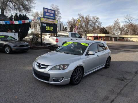 2008 Mazda MAZDASPEED3 for sale at Right Choice Auto in Boise ID