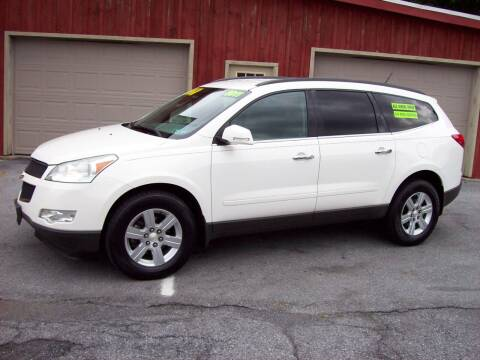 2011 Chevrolet Traverse for sale at Clift Auto Sales in Annville PA