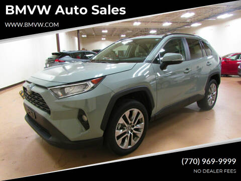 2019 Toyota RAV4 for sale at BMVW Auto Sales in Union City GA
