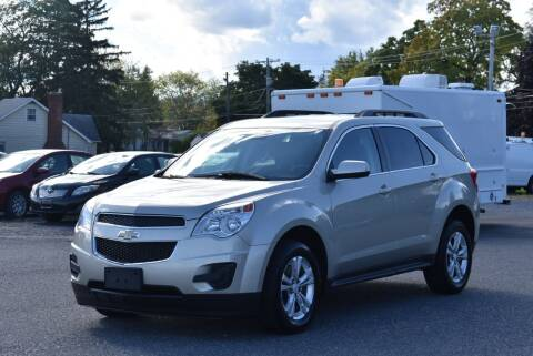 2013 Chevrolet Equinox for sale at Broadway Garage of Columbia County Inc. in Hudson NY