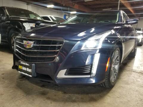 2016 Cadillac CTS for sale at 916 Auto Mart ONLY $399 DOWN!!!* in Sacramento CA