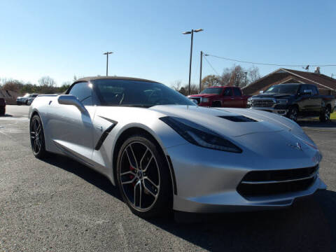 2018 Chevrolet Corvette for sale at TAPP MOTORS INC in Owensboro KY