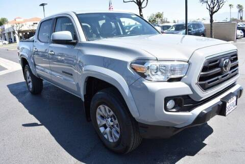 2019 Toyota Tacoma for sale at DIAMOND VALLEY HONDA in Hemet CA