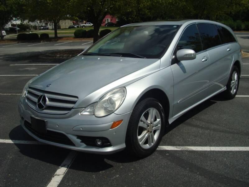 2008 Mercedes-Benz R-Class for sale at Uniworld Auto Sales LLC. in Greensboro NC
