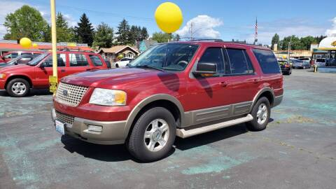 2004 Ford Expedition for sale at Good Guys Used Cars Llc in East Olympia WA