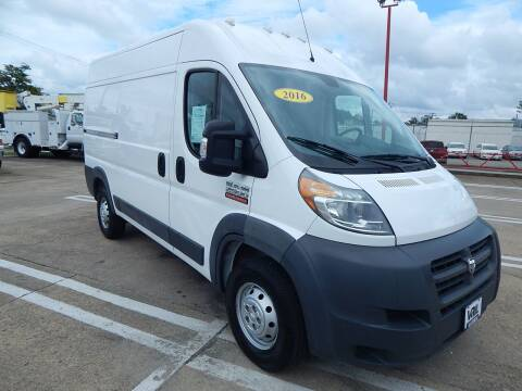 2016 RAM ProMaster Cargo for sale at Vail Automotive in Norfolk VA