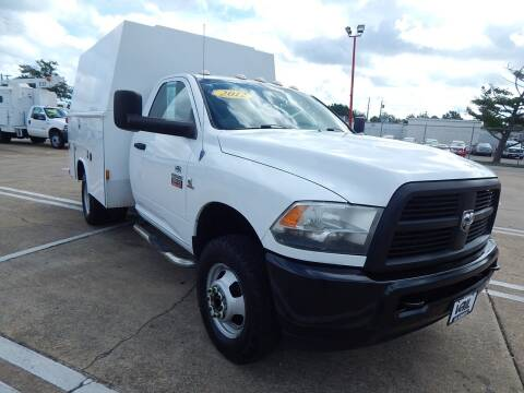 2012 RAM Ram Chassis 3500 for sale at Vail Automotive in Norfolk VA