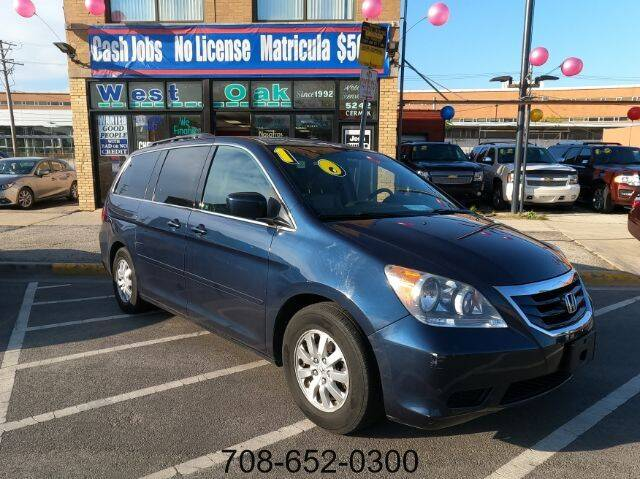 2010 Honda Odyssey for sale at West Oak in Chicago IL