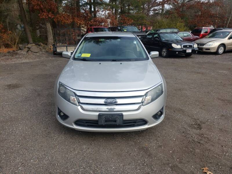 2010 Ford Fusion Hybrid for sale at 1st Priority Autos in Middleborough MA