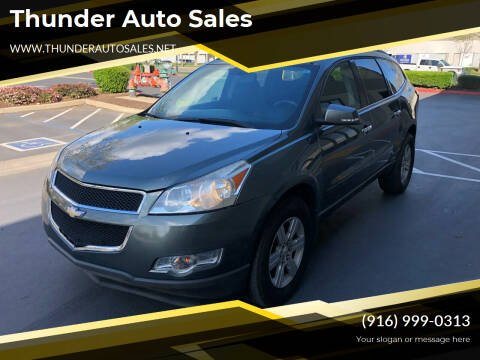 2011 Chevrolet Traverse for sale at Thunder Auto Sales in Sacramento CA