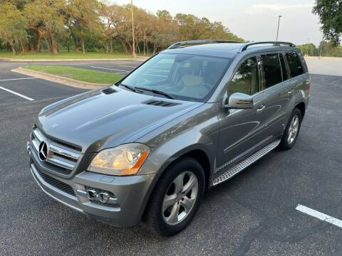 2011 Mercedes-Benz GL-Class for sale at Central Motor Company in Austin TX