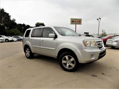 2010 Honda Pilot for sale at Lewisville Car in Lewisville TX