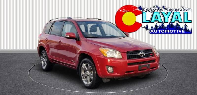 2009 Toyota RAV4 for sale at Layal Automotive in Englewood CO