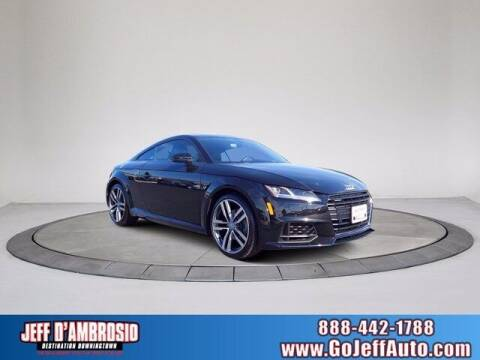 2020 Audi TT for sale at Jeff D'Ambrosio Auto Group in Downingtown PA