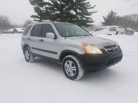 2002 Honda CR-V for sale at Shores Auto in Lakeland Shores MN