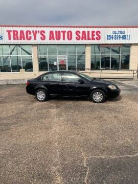 2010 Chevrolet Cobalt for sale at Tracy's Auto Sales in Waco TX