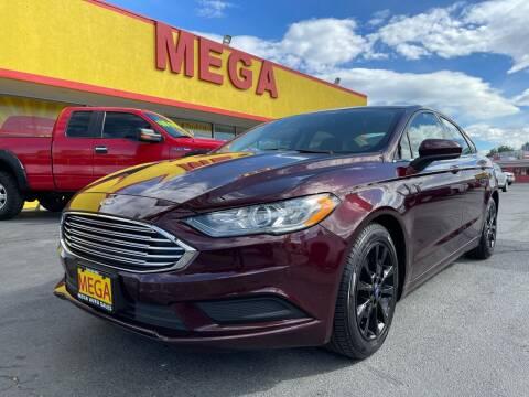 2017 Ford Fusion for sale at Mega Auto Sales in Wenatchee WA