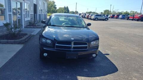 2010 Dodge Charger for sale at Pool Auto Sales Inc in Spencerport NY