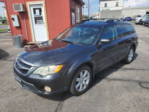 2008 Subaru Outback for sale at Curtis Auto Sales LLC in Orem UT