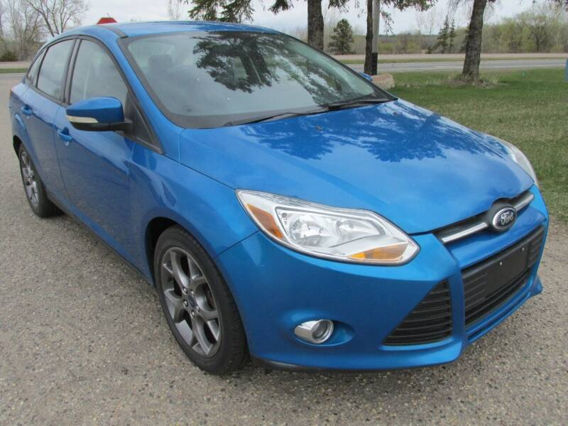 2013 Ford Focus for sale at Buy-Rite Auto Sales in Shakopee MN