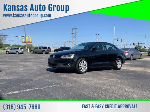 2011 Volkswagen Jetta for sale at Kansas Auto Group in Wichita KS