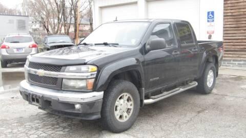 2005 Chevrolet Colorado for sale at MTC AUTO SALES in Omaha NE