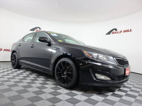 2013 Kia Optima for sale at Bald Hill Kia in Warwick RI