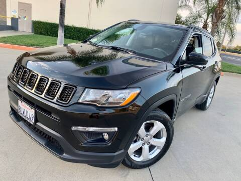 2018 Jeep Compass for sale at Destination Motors in Temecula CA