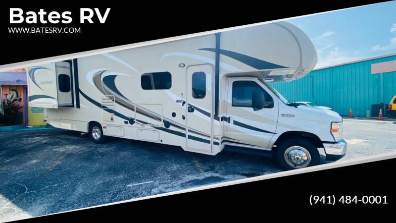 2015 Thor Industries CHATEAU for sale at Bates RV in Venice FL